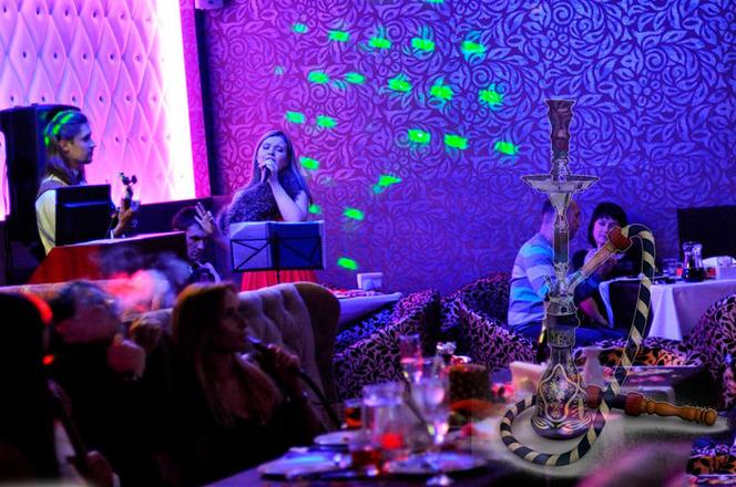 Кальянный лаундж бар в Москве